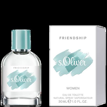s.Oliver Friendship Mint Women Eau de Toilette (EdT)