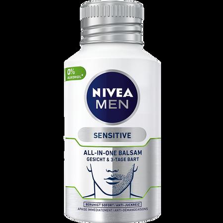 Bild: NIVEA MEN All-in-one Balsam Sensitive  NIVEA MEN All-in-one Balsam Sensitive
