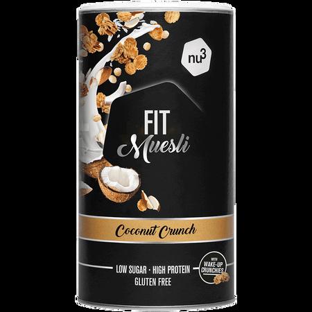 NU3 Fit Müsli Coconut Crunch
