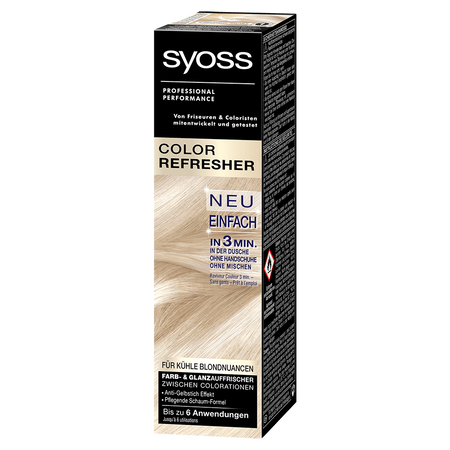 syoss PROFESSIONAL Color Refresher