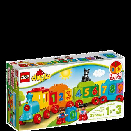 LEGO Duplo 10847 Zahlenzug