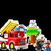 Bild: LEGO Duplo 10901 Feuerwehrauto