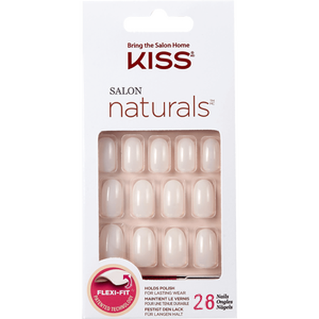 KISS Salon Naturals Break Even flexi-fit