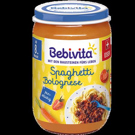 Bebivita Spaghetti Bolognese