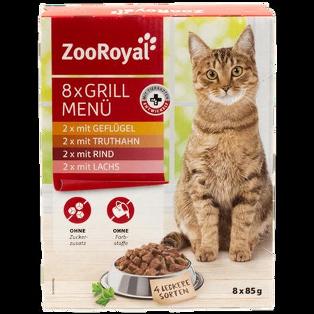 ZooRoyal Grillmenüs