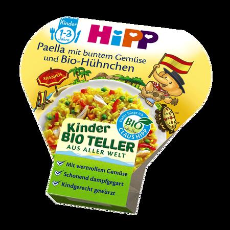HiPP Paella mit Gemüse & Bio-Hühnchen