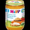 Bild: HiPP Couscous mit Gemüse & Bio-Hühnchen