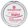 Bild: essence All About Matt! Fixing Compact Powder