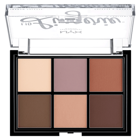 NYX Professional Make-up Lid Lingerie Shadow Palette