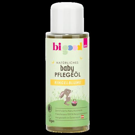 bi good Baby Pflegeöl Ringelblume