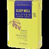 Bild: the wellness co. Sleep Well Melatonin Tabletten