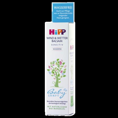 HiPP Babysanft Wind & Wetterbalsam