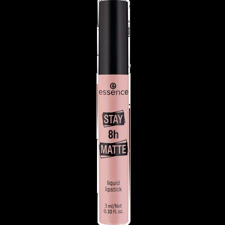 essence Stay Matte 8H Liquid Lipstick