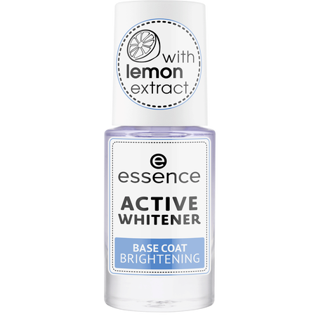 essence Active Whitener Base Coat Nagellack
