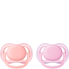 Bild: PHILIPS AVENT Schnuller Ultra Air, 0-6 Monate, orange/rosa