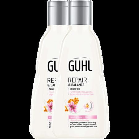 GUHL Repair & Balance Shampoo Duopack