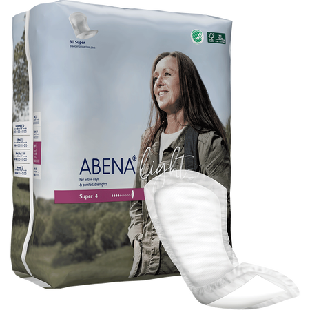 Abena Einlagen Light Super 4