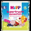 Bild: HiPP Superfrucht Reiswaffeln