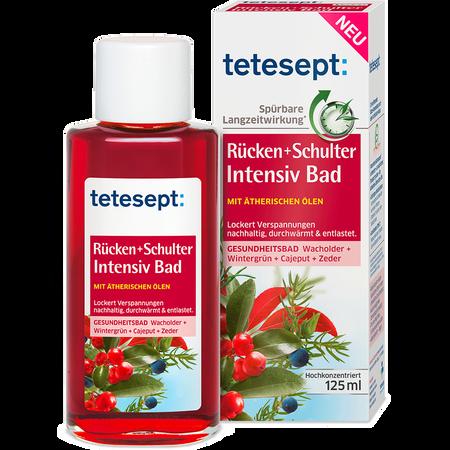 tetesept: Rücken & Schulter Intensiv Bad Badezusatz