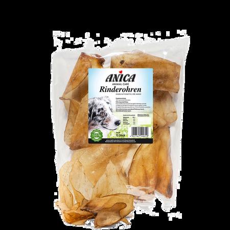 Anica Rinderohren Hundeleckerli