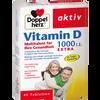 Bild: DOPPELHERZ Vitamin D 800 Extra Tabletten