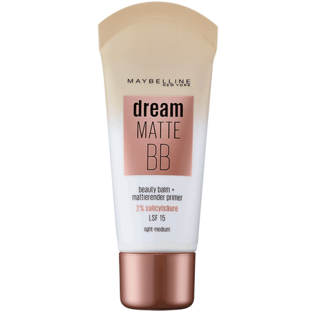 MAYBELLINE Dream Matte BB Balm + mattierender Primer