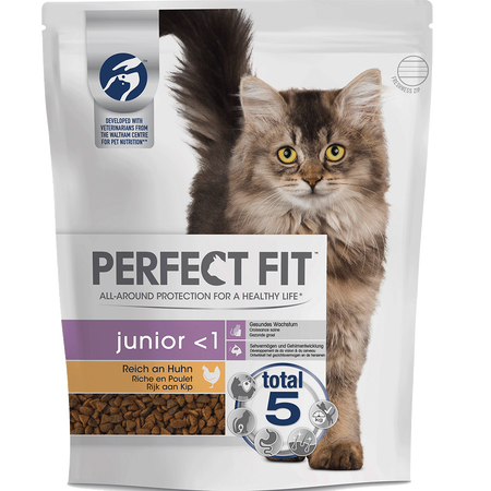 PERFECT FIT Junior Katzenfutter Huhn