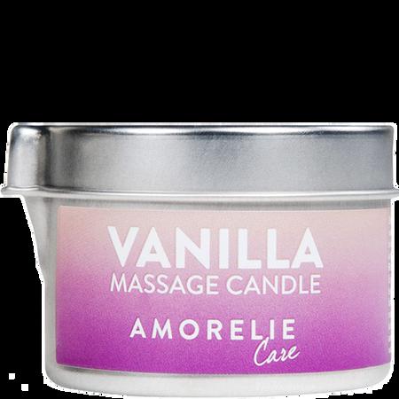 AMORELIE Massagekerze Vanille