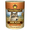 Bild: Wolfsblut Wide Plain Pferdefleisch/Quinoa