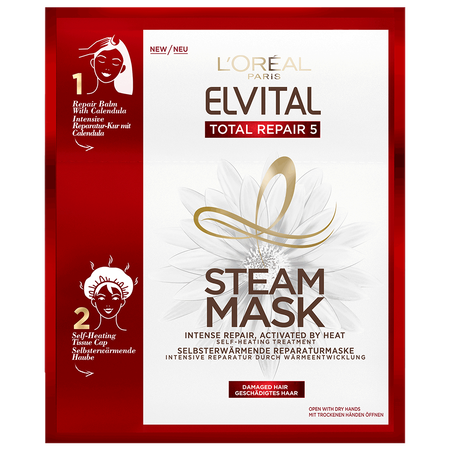 L'ORÉAL PARIS ELVITAL Total Repair 5 Steam Mask