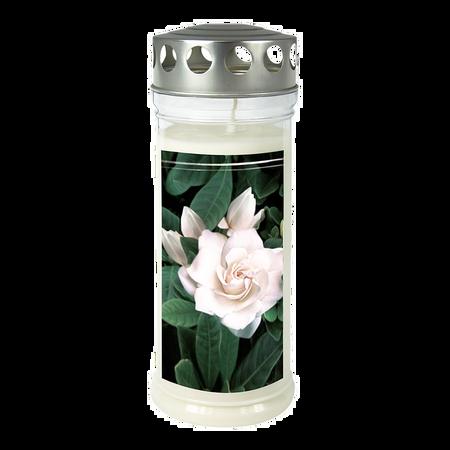 Jeka Grabkerze Gardenia