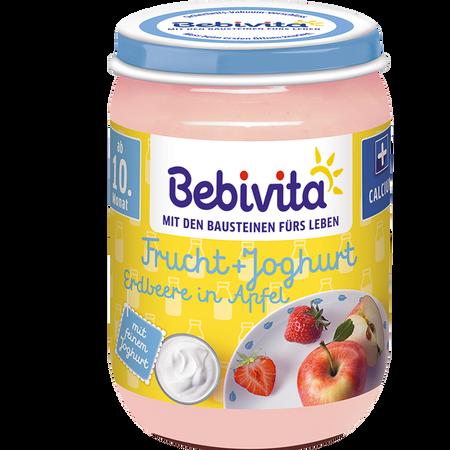 Bebivita Erdbeere in Apfel