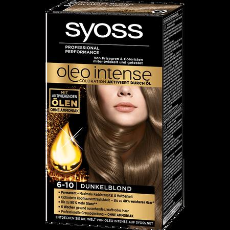 syoss PROFESSIONAL oleo intense