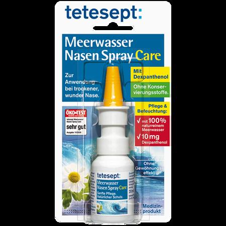tetesept: Meerwasser Nasen Spray Care