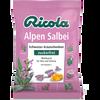 Bild: Ricola Alpen Salbei Schweizer Kräuter-Halsbonbon