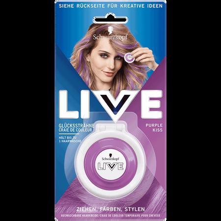 Schwarzkopf Live Color Haarkreide Purple Kiss