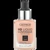 Bild: Catrice HD Liquid Coverage Foundation 40 warm beige