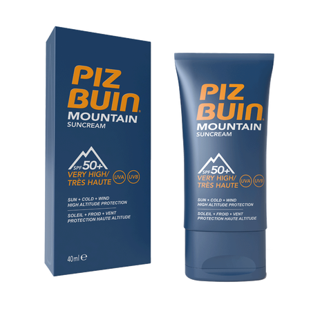 PIZ BUIN Mountain Sun Cream LSF 50