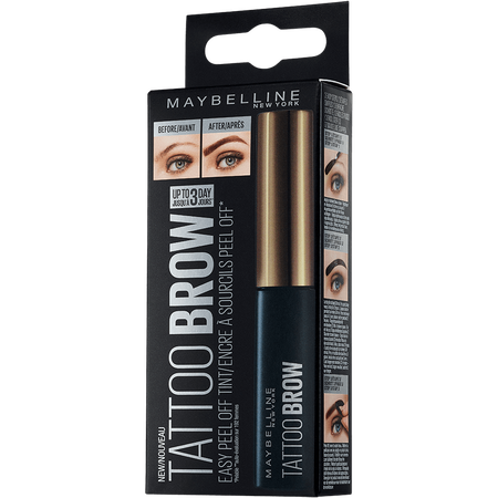 MAYBELLINE Tattoo Brow Augenbrauenfarbe