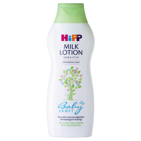 HiPP Babysanft Milk Lotion sensitiv