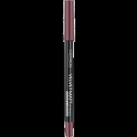 Catrice Velvet Matt Lip Pencil Colour & Contour