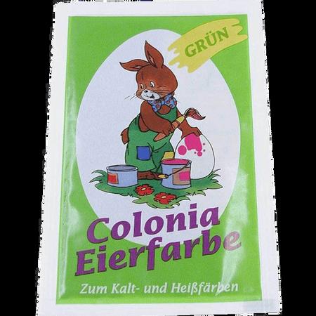 Fixcolor Colonia Eierfarbe Grün