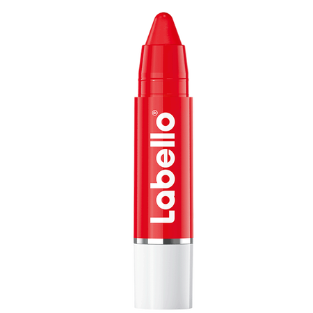 Bild: labello Lip2Kiss Color Lip Balm poppy red labello Lip2Kiss Color Lip Balm