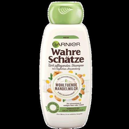 GARNIER Wahre Schätze Shampoo Wohltuende Mandelmilch
