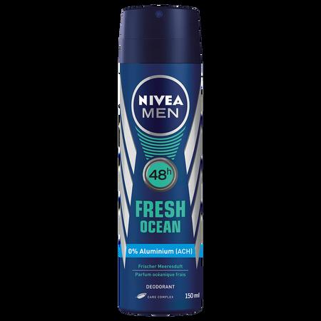 NIVEA MEN Fresh Ocean Deospray