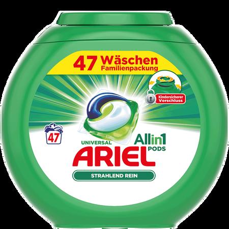 ARIEL All in 1 Pods Strahlend Rein