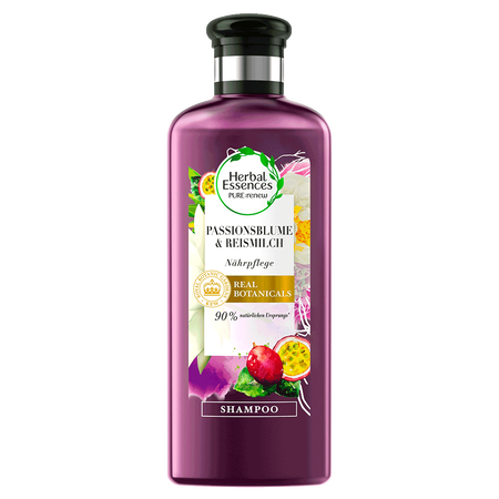 Herbal essences Passionsblume & Reismilch Shampoo
