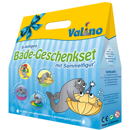VALINO Kinder Badespaß-Set