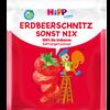 Bild: HiPP Erdbeerschnitz sonst nix