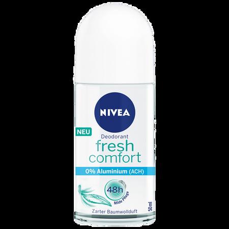 NIVEA Fresh Comfort Deo Roll-on